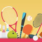 sporta preces internetā
